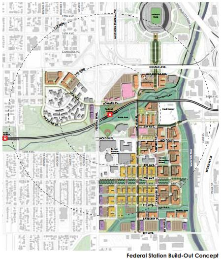 Decatur-Federal Station Area Planning Meeting